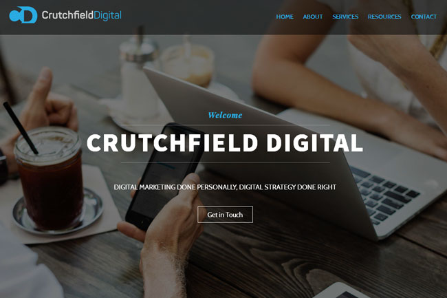 Crutchfield Digital screenshot