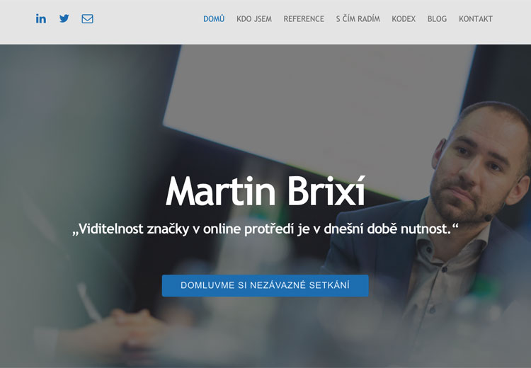 Martin Brixi screenshot