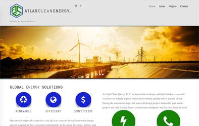 Atlas Clean Energy screenshot