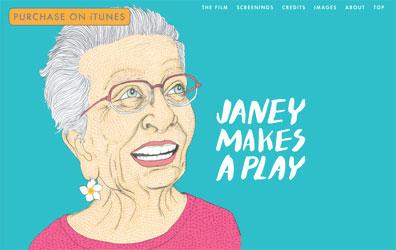 Janey Makes Play screenshot