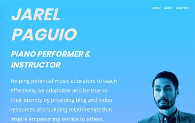 Jarel Paguio Screenshot