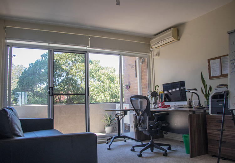 Hogan Chua's office image 2