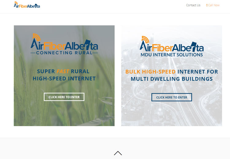 Air Fiber Alberta screenshot