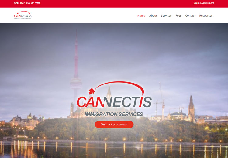 Cannectis screenshot