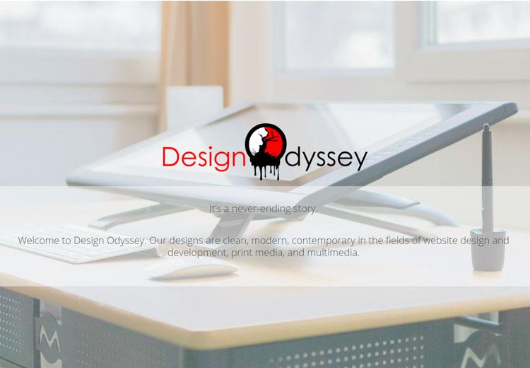 Design Odyssey screenshot