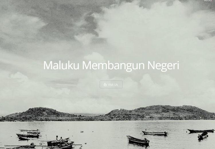 Maluku Membangun Negeri screenshot