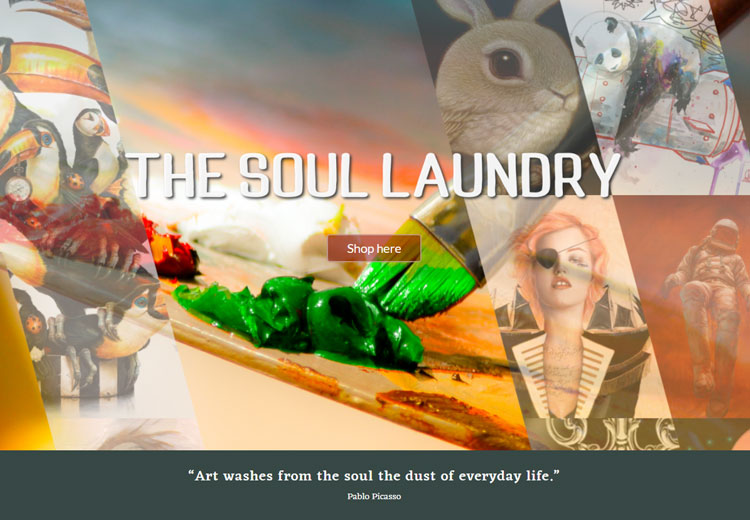 The Soul Laundry screenshot