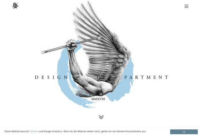 Design Arnerahn screenshot