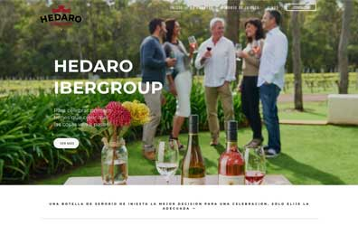 Hedaro Ibergroup screenshot