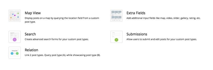 Post Type Builder - WordPress Custom Post Types Download