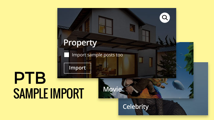 PTB New Import Feature