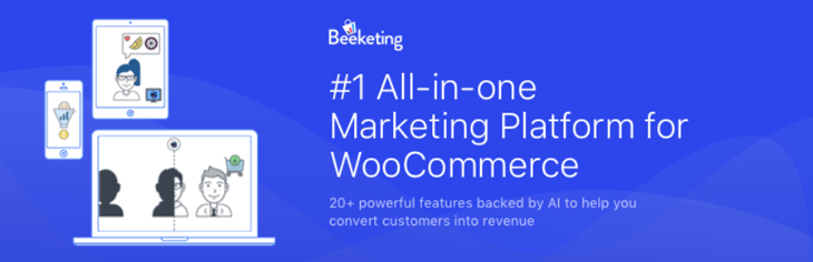 Beeketing for WooCommerce ⬠Marketing Automation to Boost Sales