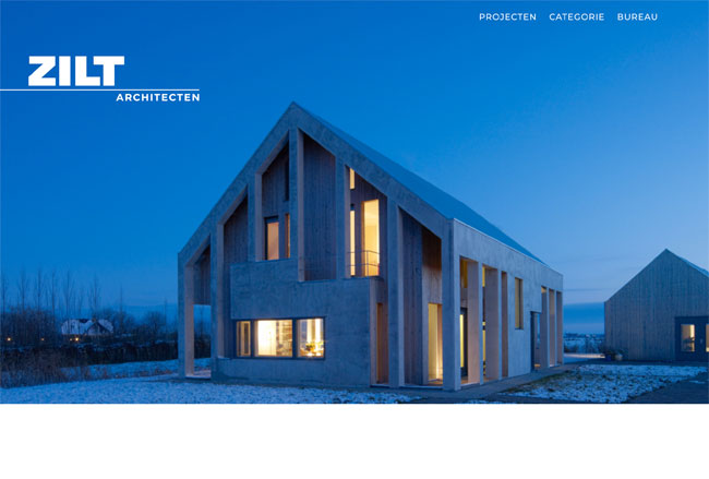 Zilt ArchitectenScreenshot