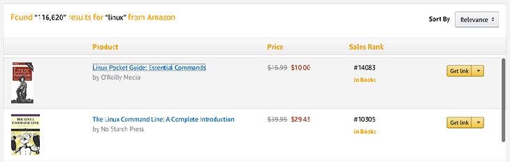 Amazon Product Link