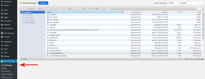 PHP Editor Tab