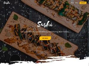 Sushi skin demos
