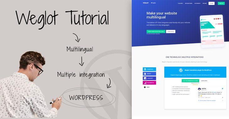 Themify Tutorial WordPress Multilingual Site With Weglot
