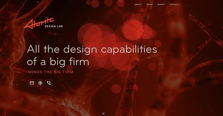 Themify Customer Story WordPress Theme Brett Hallonquist Atomic Design Lab