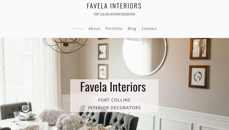 Favela Interiors Themify Ultra Theme