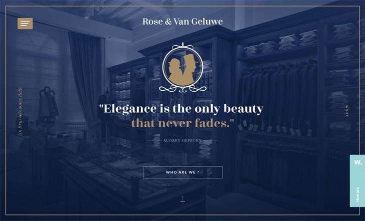 ose and Van Geluwe