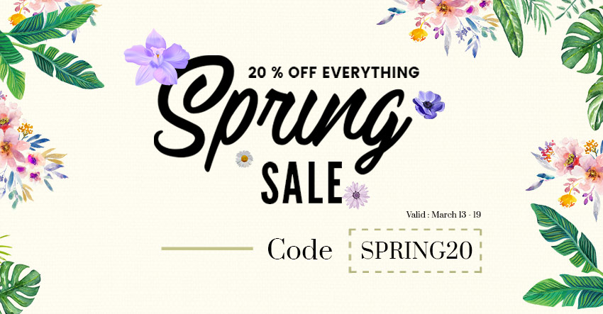Themify WordPress Theme Spring Sale 2019