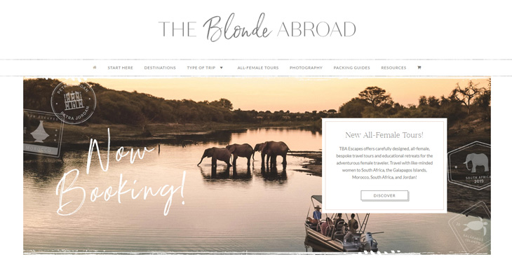 Themify Tutorial Top 10 Lifestyle Blogs The Blonde Abroad