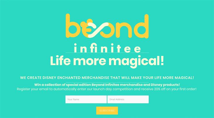 Beyond Infinitee WordPress Themify Ultra Theme