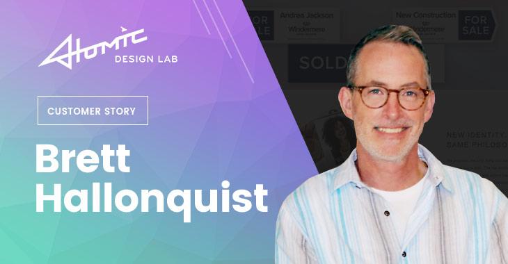 Themify Customer Story WordPress Brett Hallonquist Atomic Design Lab