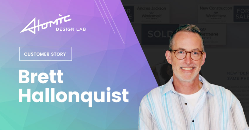 How I Relaunched My Web Design Career – Brett Hallonquist