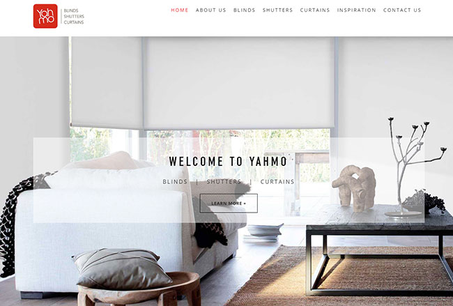 Yahmo Blinds Screenshot