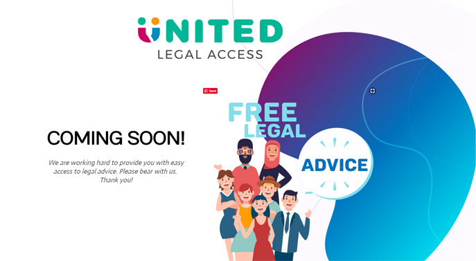 United Legal Access WordPress Themify Ultra Theme