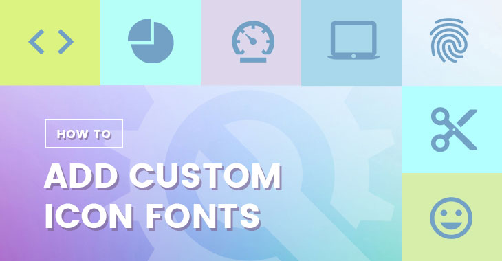 WordPress Tutorial How to Add Custom Icon Fonts