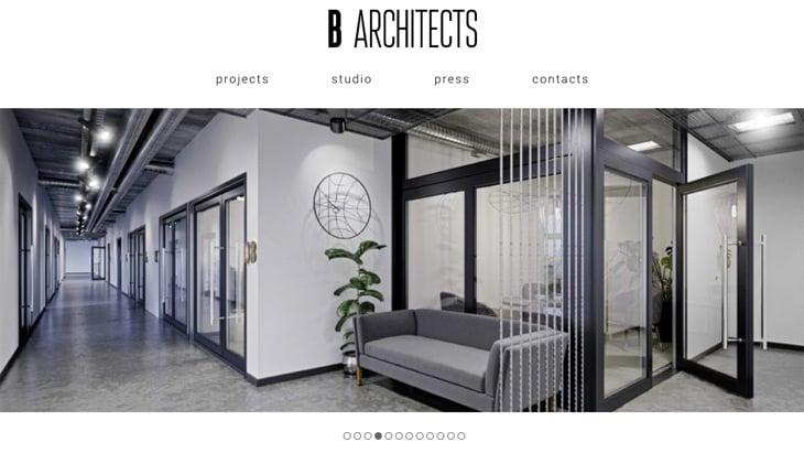 B Architects Themify Ultra Theme