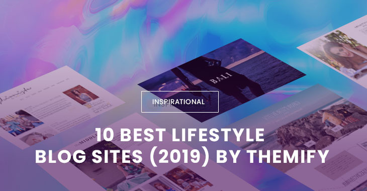 10 Best WordPress Lifestyle Sites by Themify