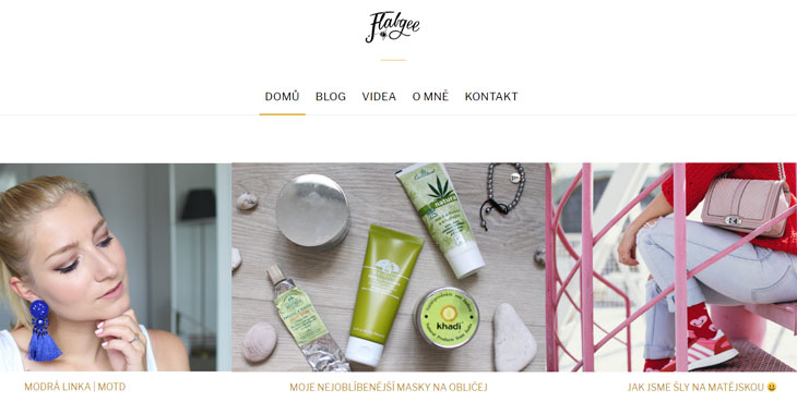Cleveland Cle Fashionista Lifestyle Blog Themify screenshot