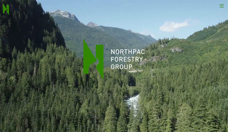 NorthPac Forestry Group Ltd. Themify Ultra Theme