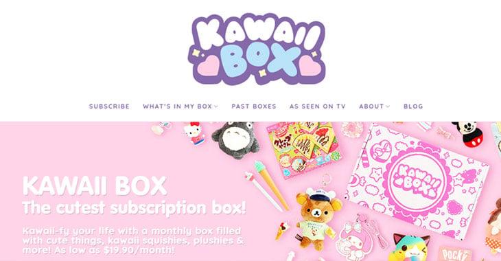 Themify WordPress Tutorial Kawaii Box 10 Successful eCommerce Sites