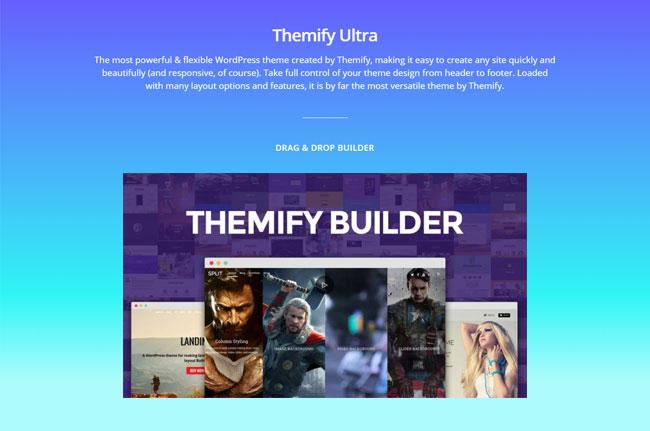 Themify Ultra Theme WordPress Themify Ultra Theme