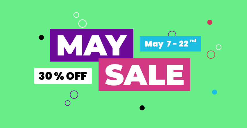 Themify May Sale 2020
