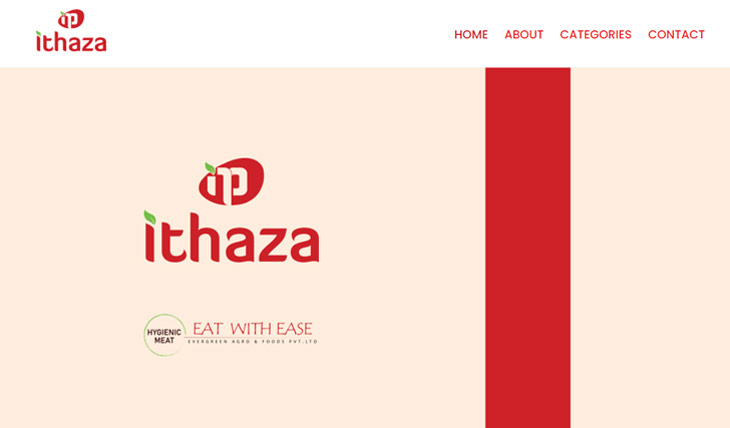 Ithaza Hygenic Meat Themify Ultra Theme