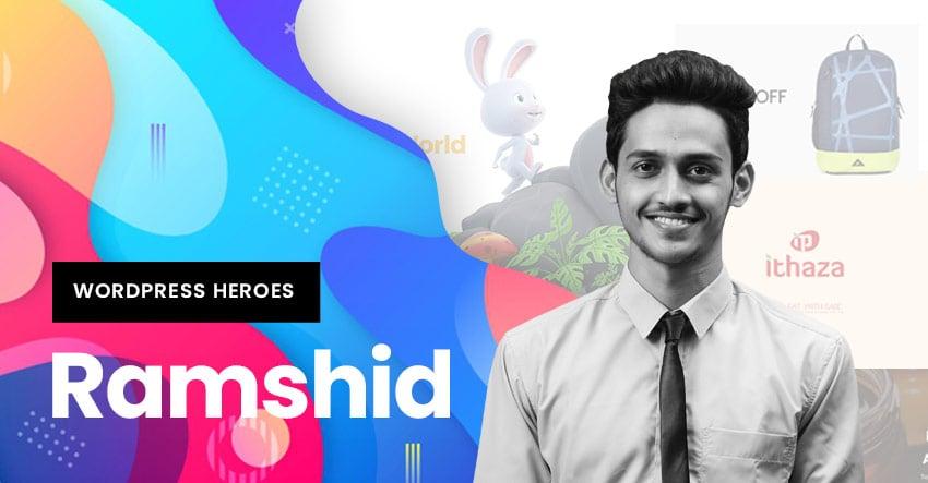 Themify WordPress Heroes Ramshid