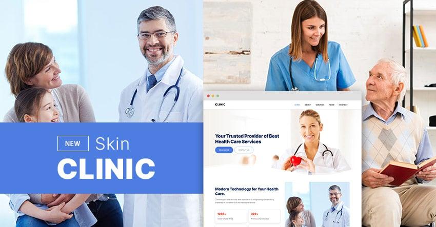 New Clinic Skin & Demo