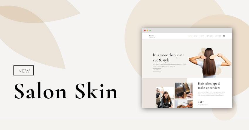 New Salon Skin (Pre-made Demo)